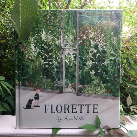 Florette book cover