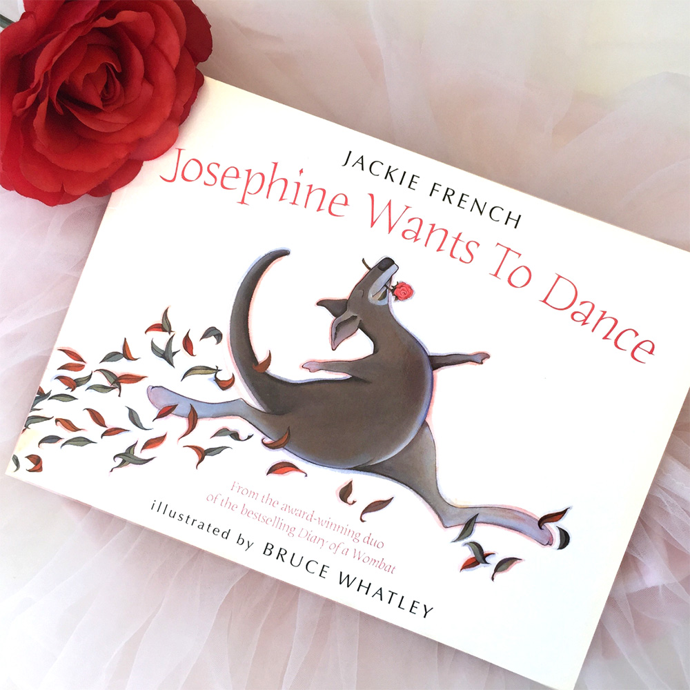 Josephine wants to Dance book cover