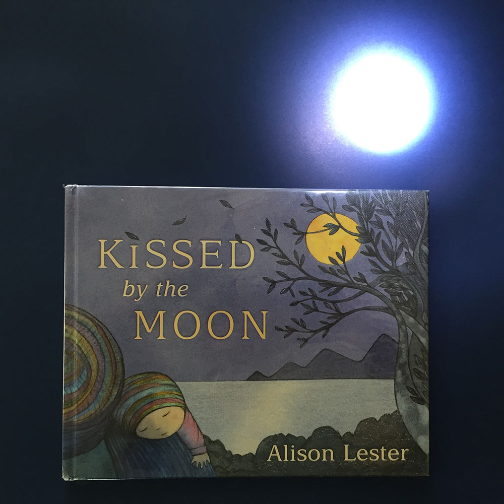 Kissed by the Moon cover