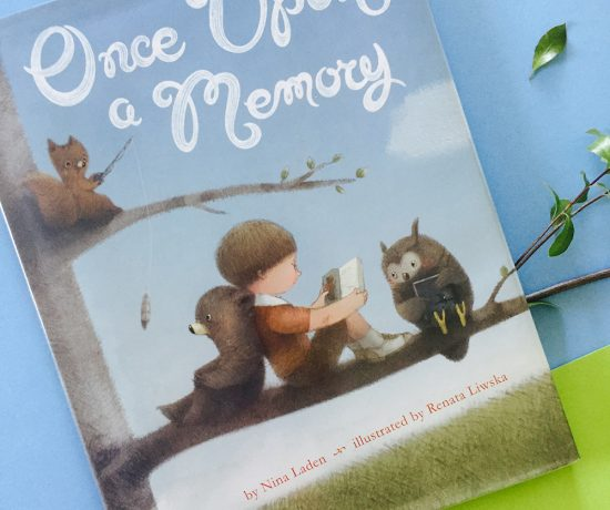 Once upon a memory book cover