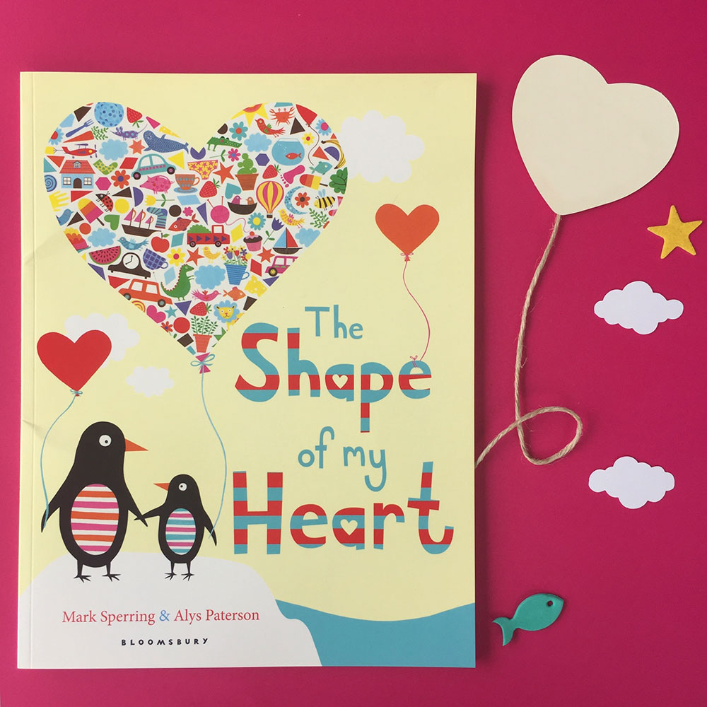 Shape of my Heart book cover