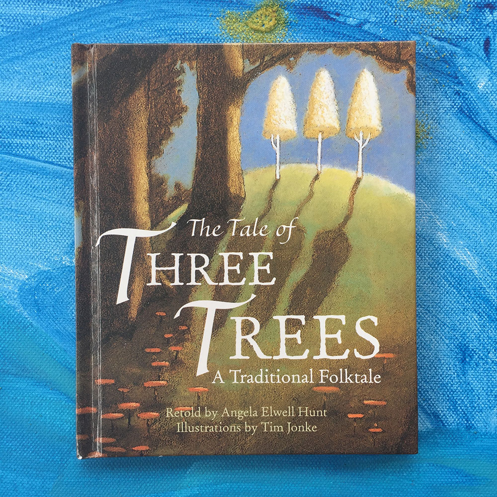 The Tale of Three Trees cover