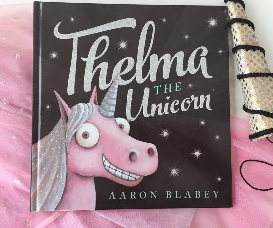 Thelma the Unicorn book cover