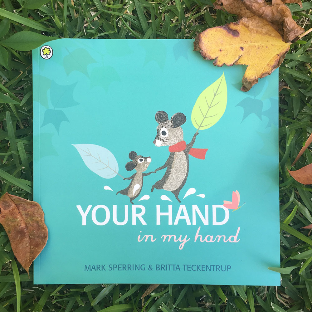 Your Hand in My Hand cover