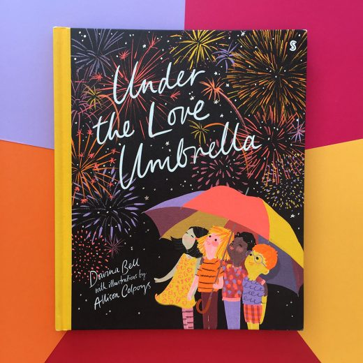 Under the Love Umbrella Book Cover