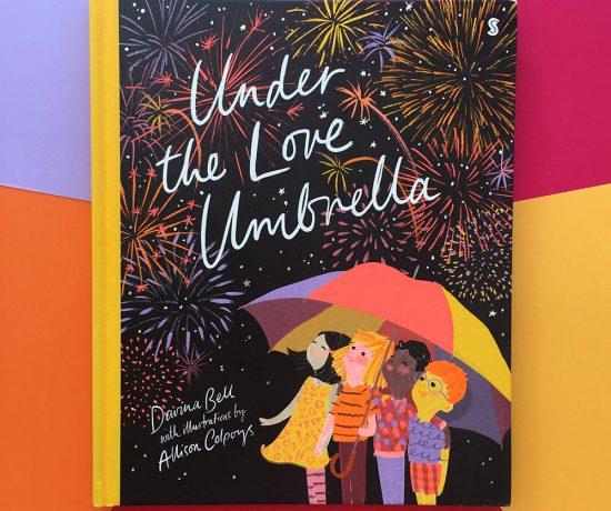 Under the Love Umbrella Book Cover