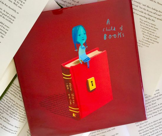 A Child of Books cover