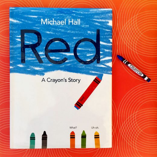 Red: A Crayon's Story Cover