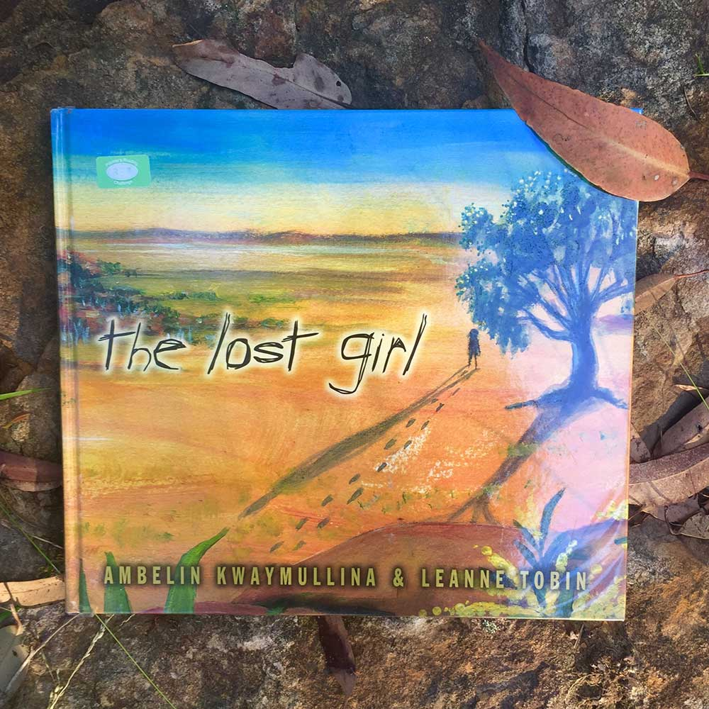 The Lost Girl book cover