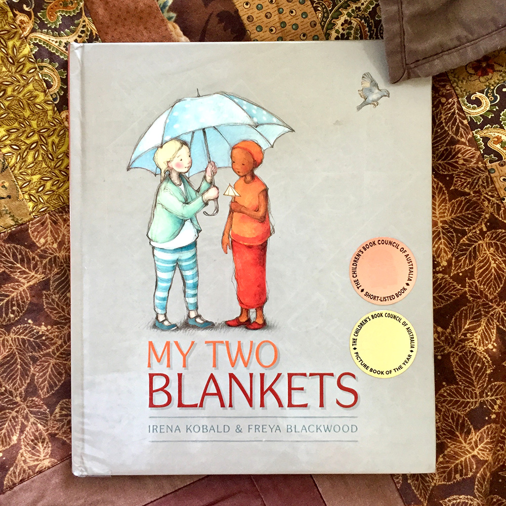 My Two Blankets book cover