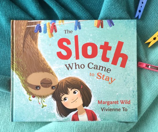 The Sloth who came to Stay book cover