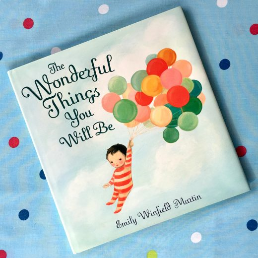 The Wonderful Things You Will Be book cover
