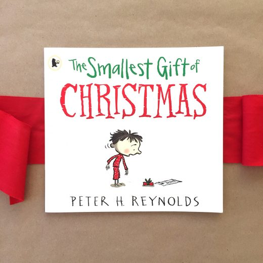 The Smallest Gift of Christmas book cover