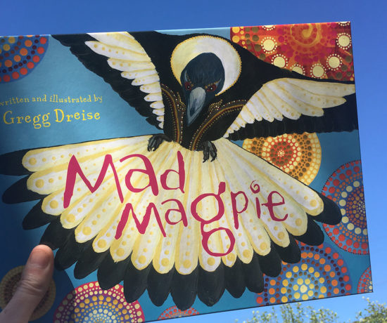 Mad Magpie book cover