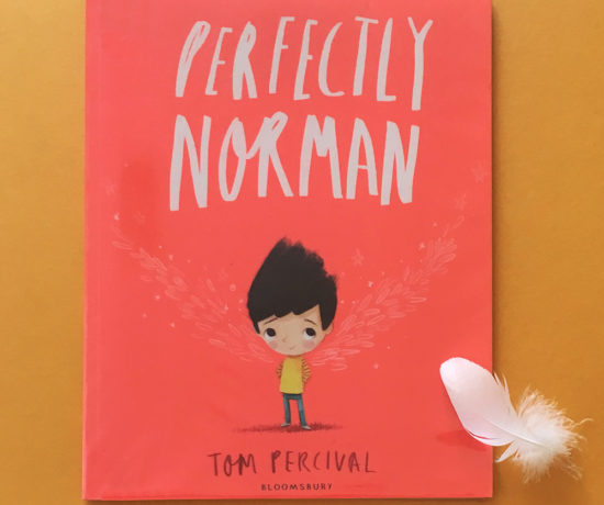 Perfectly Norman book cover