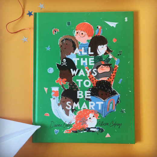 All the Ways to be Smart book cover